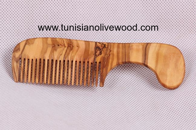 Olive wood combs | Hair care