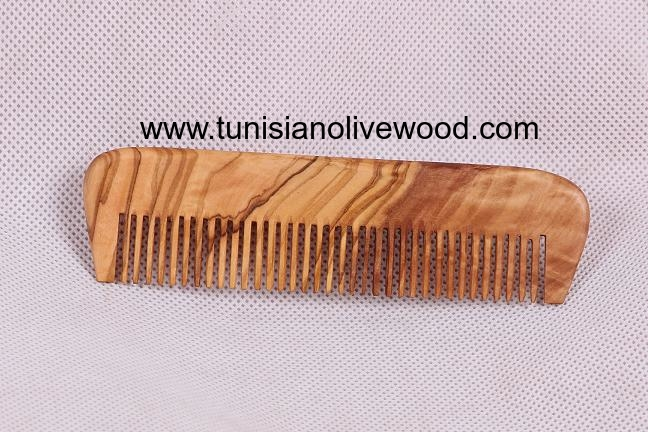 Olive wood combs | Pocket-Long