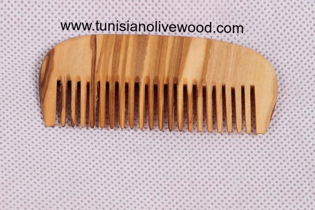 Olive wood combs | Pocket