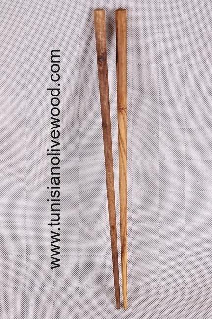 Olive wood Chopstick (Round Shape)