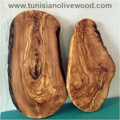 Rustic Olive Wood Cutting/Chopping boards