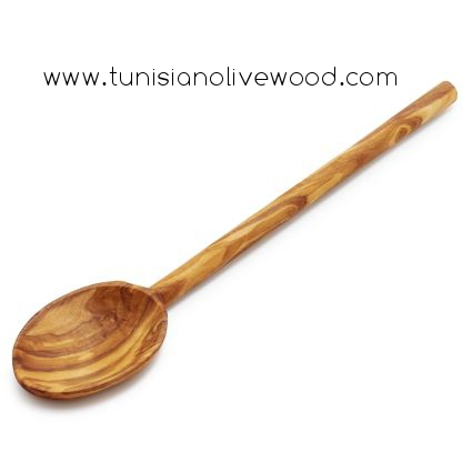 Olive wood Mixing / Cooking Spoon
