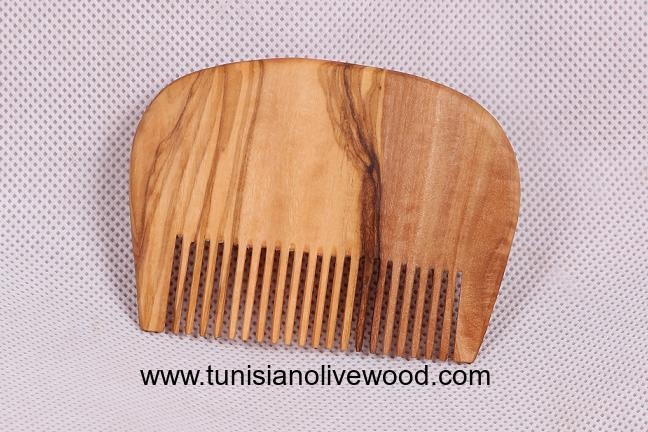 Olive wood combs