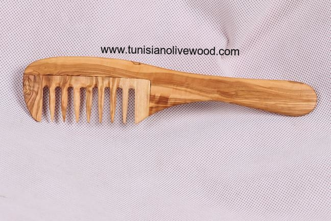 Hair care combs with Handle | 7 Tine
