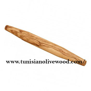 Olive Wood French Rolling Pin